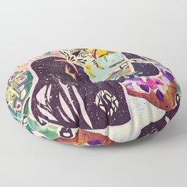Struck Floor Pillow