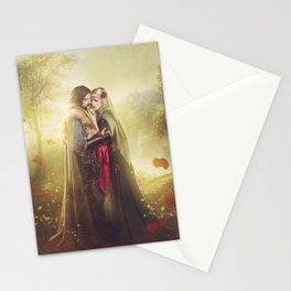 Tristan and Iseult Stationery Cards