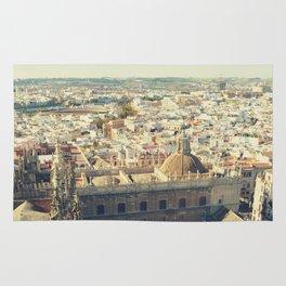 Seville - Skyline & Rooftops Rug