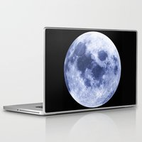 luna Laptop & iPad Skins featuring Luna by Tobias Bowman