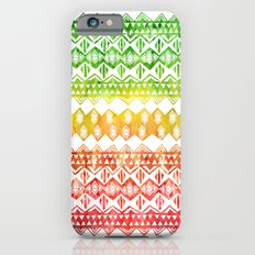 One Love Tribal {white} Slim Case iPhone 6s