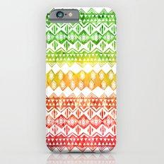 One Love Tribal {white} iPhone 6s Slim Case