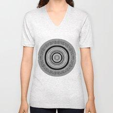 Mandala Tribe Unisex V-Neck