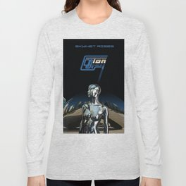 Skynet Rises Long Sleeve T-shirt