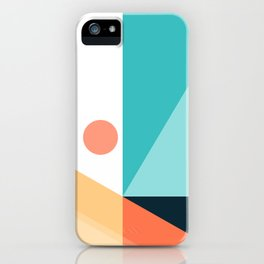 Geometric 1709 iPhone Case