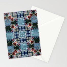 PATTERN LILY ELODIE 2 BLOSSOM ABSTRACT 2 Stationery Cards