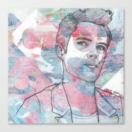 Mr. Brightside Canvas Print