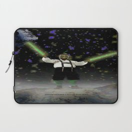 YODA-ling with FORCE - 027 Laptop Sleeve