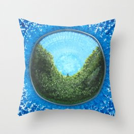 Quest of the Renegade Throw Pillow