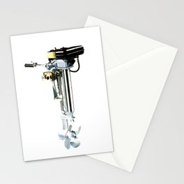 SEAGULL ENGINE Stationery Cards