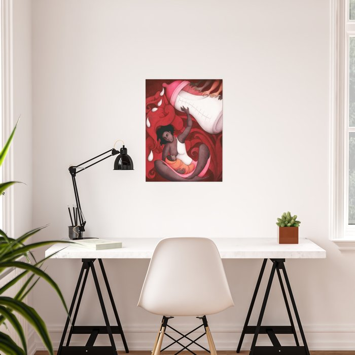 Breastfeeding and African-American Women Poster