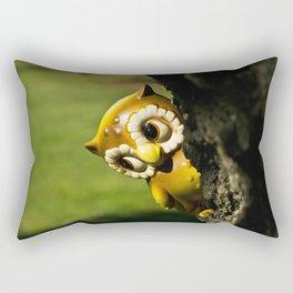 Harvey the Owl II Rectangular Pillow