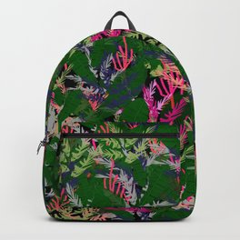 Vibrant Tropical Backpack