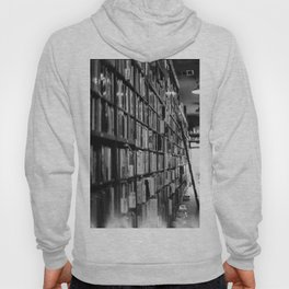 Wall of books Hoody