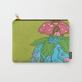 The 'Saur Family Carry-All Pouch