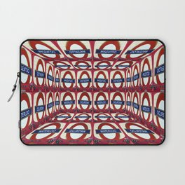 Can you show me the way to waterloo? Laptop Sleeve