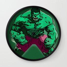 Hulk v1 Wall Clock
