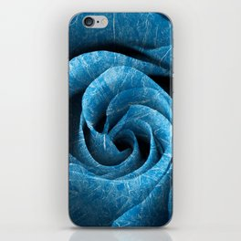 Arctic Rose iPhone Skin