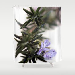 Rosemary Shower Curtain