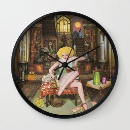 Dollhouse Wall Clock