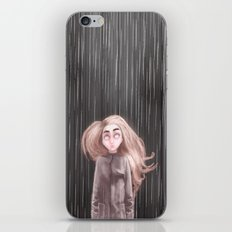 Awaiting For the Rain iPhone & iPod Skin