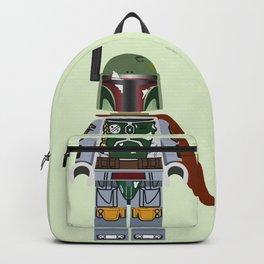Star.Wars Boba Fett styled Mini Figure Backpack