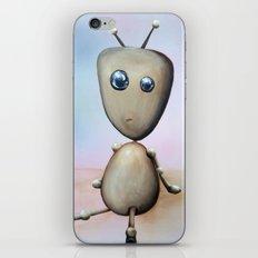Awkwardbot iPhone & iPod Skin