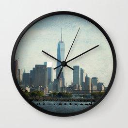 One World Wall Clock