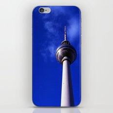 Fernsehturm de Berlín iPhone & iPod Skin