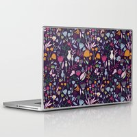 poetry Laptop & iPad Skins featuring Poetry by Taylor Shannon