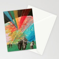 Universe Kite Stationery Cards