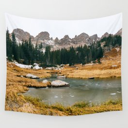 Gore Range – Rocky Mountains Wall Tapestry