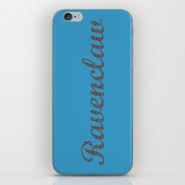One word - Ravenclaw iPhone Skin