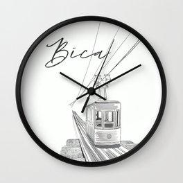 Bica  Wall Clock