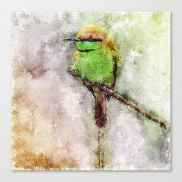 Little Birdie Canvas Print