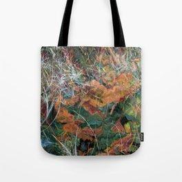 Sheer Magic of Fireweed Seeding Tote Bag