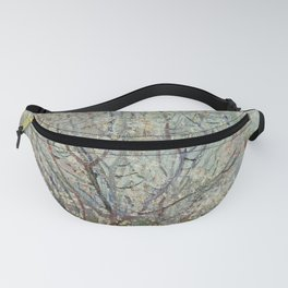 Orchard in Blossom (Plum Trees) Fanny Pack