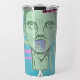 The Dead Prince of Bel-Air Travel Mug