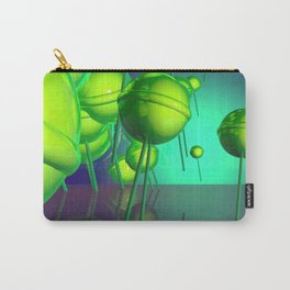 Toxic Lollipop Carry-All Pouch