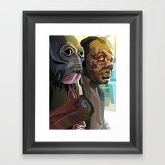 SW#45 Framed Art Print