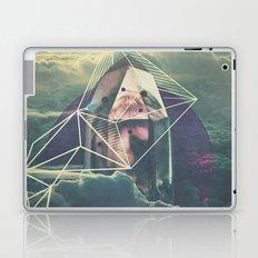 crystal cloud  Laptop & iPad Skin
