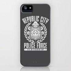 Metal in Enduring Slim Case iPhone (5, 5s)