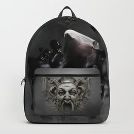 Laughing at my disaster Backpack