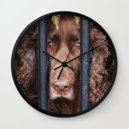 save me Wall Clock