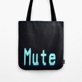 mutesort Tote Bag