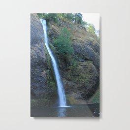 Horsetail Falls Oregon Metal Print