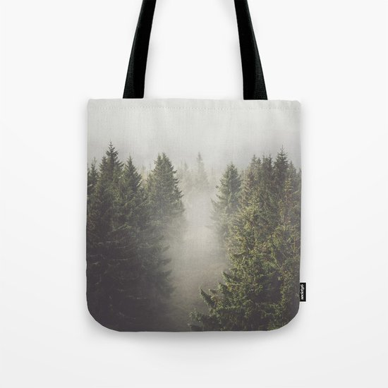 My misty way Tote Bag