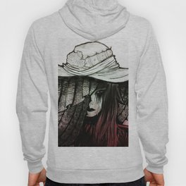 Daughter's Funeral Veil Hoody