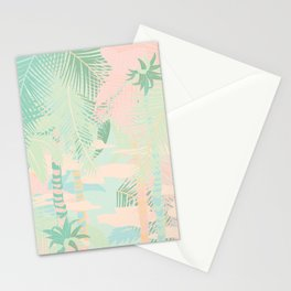 TROPICAL THEME Stationery Cards