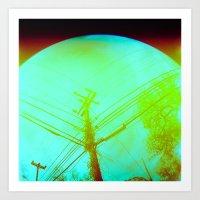 lsd Art Prints featuring LSD by Natalie Olmo